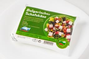 Bulgarischer Feta Schafskäse