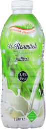 Haltbare Heumilch 3,5% 1 L PET